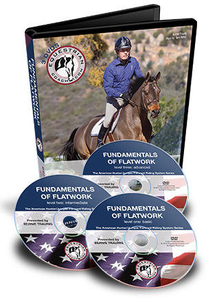 fundamentals of flatwork - part of The American Forward Riding System
