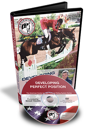 Perfect Position - part of The American Forward Riding System