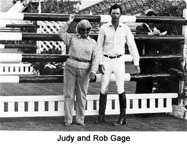 Judy and Rob Gage